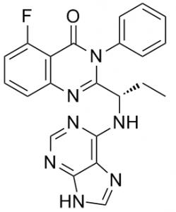 Idélalisib (Zydelig)