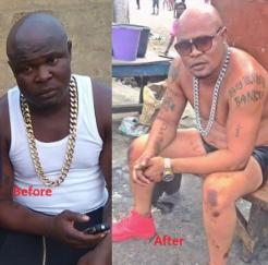 Mr. Banku. Future ambassador of Ghana to Germany, based on skin bleaching? Hard to belief indeed.