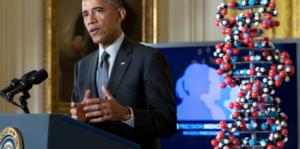 The President's Precision Medicine Initiative