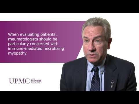 Immunvermittelte nekrostisierende Myopathie: Eine seltene, jedoch bedrohliche Nebenwirkung unter Statin-Therapie