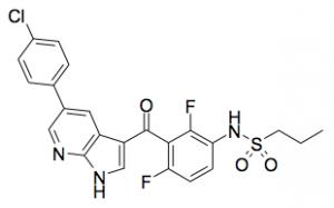 Vemurafenib (Zelboraf)