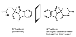 Thalidomid Enantiomers