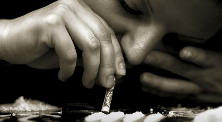 D'intoxications à la cocaïne multiplié par deux en un an en France