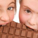 Chocolate and the sweet taste receptor gene TAS1R2