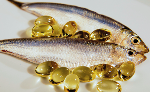 Fish oil: Your genotype may tell you to take it or not